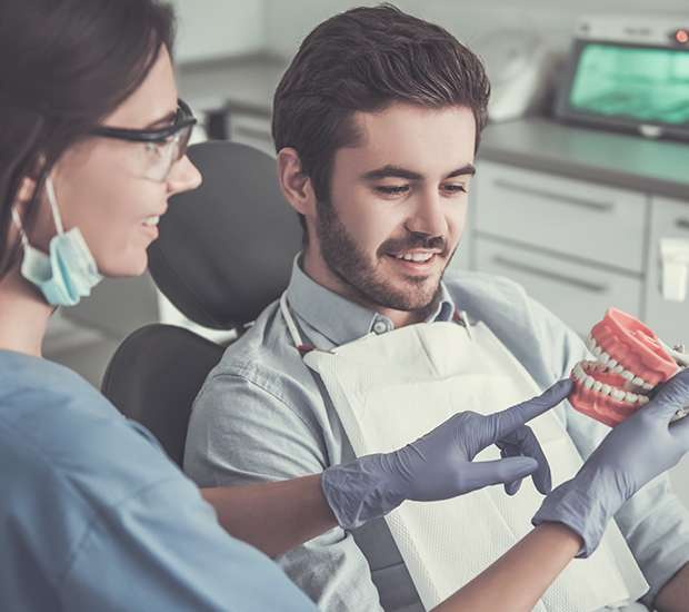 Grand Blanc The Dental Implant Procedure